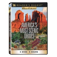 Reader's Digest® America's Most Scenic Drives 4 DVD Set