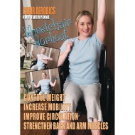 Chair Aerobics For Everyone - Wheelchair Workout DVD