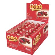 Cella's® Chocolate Covered Cherries (Pack of 72)