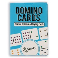 Double Nine Domino Playing Cards