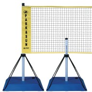 Park & Sun Blue Base Combo, 5' High Net Set
