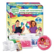 Super Slime Art Masterpiece Kit