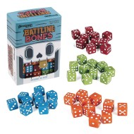 Pressman® Battling Bones Dice Game