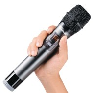 900 MHz UHF Wireless Handheld Microphone