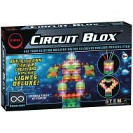 E-BLOX® Circuit Blox™ Lights Deluxe Building Bricks Set