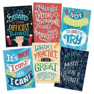 What's Your Mindset Poster (Pack of 6)