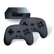 Retro Game Console with Wireless Controllers