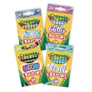 Crayola® Specialty Crayons (Pack of 96)