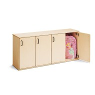 Jonti-Craft® Young Time™ Stacking Locker Unit