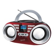 Portable MP3/CD Audio System