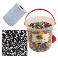 Pony Bead Bucket Bonanza