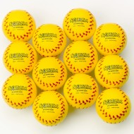 Spectrum™ Foam Baseballs (Pack of 12)