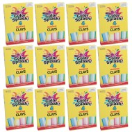Color Splash!® Modeling Clay Sticks (Pack of 48)