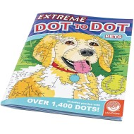 Extreme Dot To Dot Pets Puzzle Book
