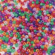 Color Splash!® Pony Bead Assortment, Sparkle