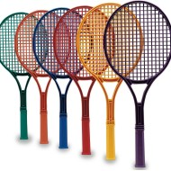 Spectrum™ Jr. Tennis Racquets (Set of 6)