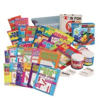 Puzzle and Game Assortment Easy Pack