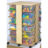 Jonti-Craft® 24-Cubbie Tower without Tubs
