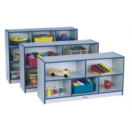Rainbow Accents® Low Storage Unit