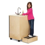 Jonti-Craft® Step Up Stool