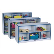 Jonti-Craft® Rainbow Accents® Toddler Storage Unit