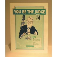 You be the Judge, Vol. 4 Book