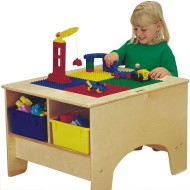 Jonti-Craft® Duplo® Brick Building Table Without Tubs