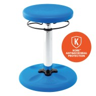 "Kore™ Protector Series Kids Adjustable Wobble Chair, 16-1/2""-24"""