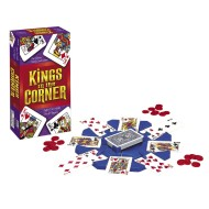King's Corner Card Game