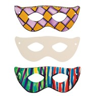 Precut Eye Masks (Pack of 24)