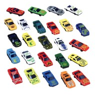 Die-Cast Vehicles (Set of 25)