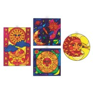 Celestial Sun Catcher (Set of 12)