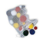 Fleece Ball Assortment (Pack of 18)