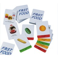 Fast Food Card Game