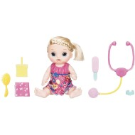 Baby Alive® Sweet Tears™ Baby Doll, Blonde