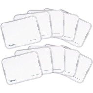 Magnetic Double-sided Dry-erase Board (Set of 10)