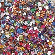 Color Splash!® Faceted Gemstone Assortment