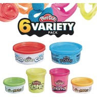 Play-Doh® Slime Compound Variety Pack