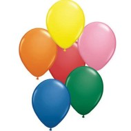 Qualatex® Balloons,  Assorted Colors, 16