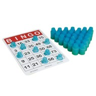 Stacking 3-D Bingo Chips (Pack of 250)