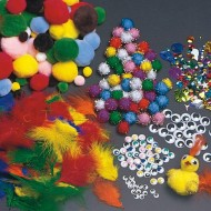 Color Splash!® Craft Trims Assortment