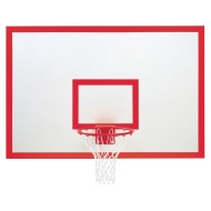 Rectangular Steel Backboard