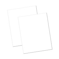 6-Ply White Poster Board, 22