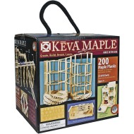 Keva® Maple Plank Set