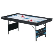 Polar Blast Folding Air Hockey Table, 6'
