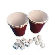Jumbo FiveZee Flip Cup and Pong Pack