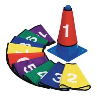 Flags Cones & Spot Markers