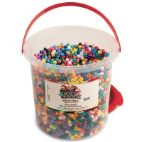 Color Splash!® Pony Bead Bucket