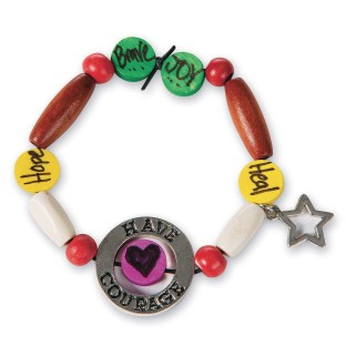 Have Courage Bracelets - Image 1 of 1