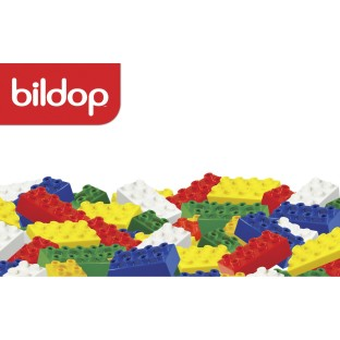 Bildop™ Preschool Building Bricks - Image 1 of 2